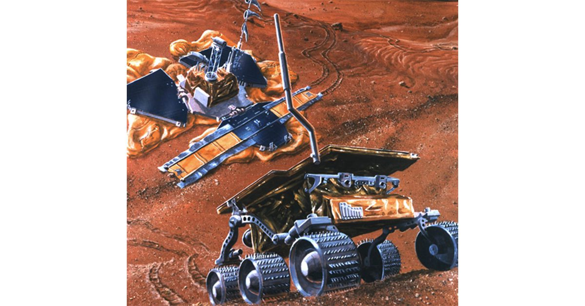 Day 5: T minus 5 – The Mars Rovers