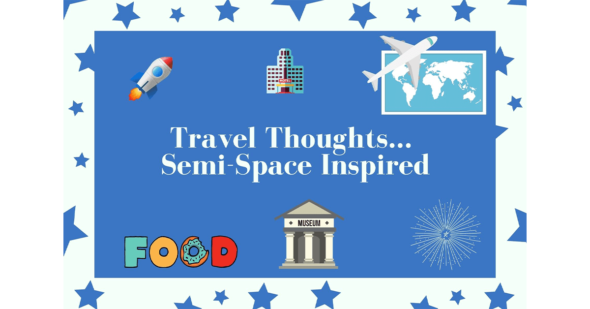 space inspured travel blog