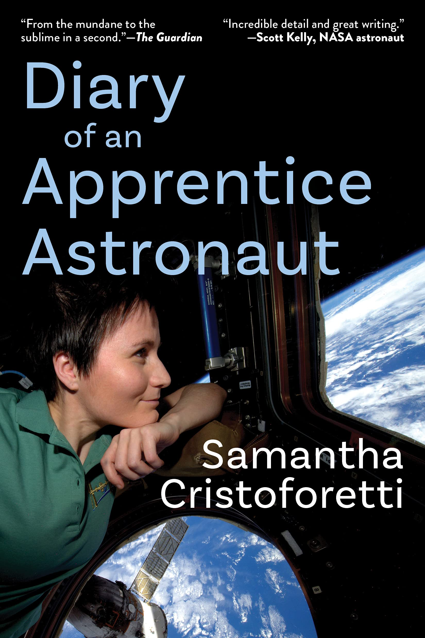 Book Review – Diary of an Apprentice Astronaut, Samantha Cristoforetti, 2020